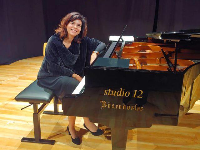 Sara Matteo pianoforte